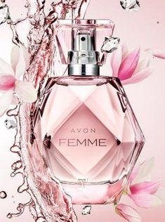 FEMME Если ты поклонница женственных ароматов, которые гармонично сочетаются с коктейльным или вечерним платьем, то обрати внимание на Avon Femme. Название говорит само за себя – только для леди! Аромат относится к цветочно-фруктово-мускусным, а в его сердце – красивый букет из нот груши, магнолии и амбры. Интересно, что создал эти духи парфюмер Гарри Фремонт, автор бестселлеров Ralf Lauren, Calvin Klein и Vera Wang.