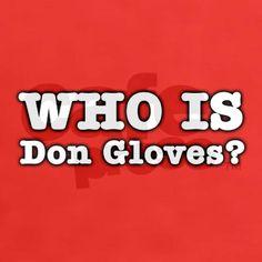 don gloves...nursing humor
