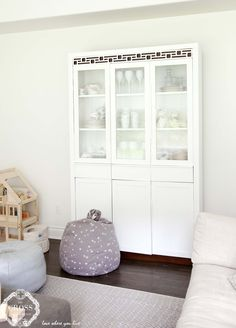 Sweetly designed for the kids to play Bookcase, Shelves, Play, Kids, Design, Home Decor, Shelving, Homemade Home Decor, Children