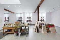 Wolf Kahn Studio