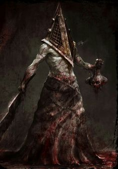 377 Best Pyramid Head Images Pyramid Head Silent Hill Silent