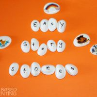 Discover 6 ways to increase your child's vocabulary, empathy and social skills with story stones