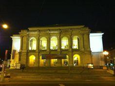 Stadttheater in Augsburg, Bayern #theater #augsburg #drg
