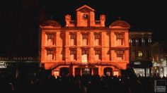 Lux  - 3D Vidéo Mapping projection