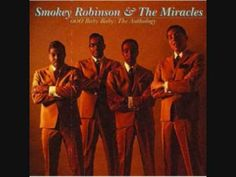 Smokey Robinson & the Miracles ~ The Tracks of My Tears