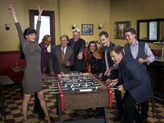 Image detail for -NCIS (TV show) Pauley Perrette, Rocky Carroll, David McCallum, Mark ...