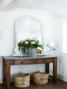 Beautiful Mirrors Over Furniture - lookslikewhite Blog - lookslikewhite