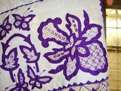 Bobbin Lace, Fashion Sewing, Sewing Hacks, Diy Tutorial, Embroidery Patterns, Applique, Cross Stitch, Drawings, Crochet