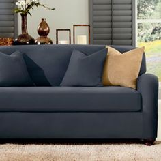 Straight Cushion Sofa - Interior Design Ideas