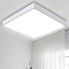 deckenlampe quadratisch led cool bild der daaeabccbdd led lampe