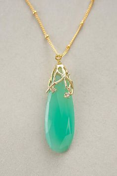 Onda Pendant Necklace - anthropologie.com