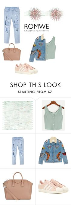 """""""Untitled #8"""" by casual-looks ❤ liked on Polyvore featuring Gucci, Givenchy and adidas"""