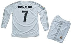 a499960b6 Amazon.com   Ronaldo  7 Real Madrid Adult jerseys Size Sm