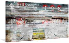 Exit Downtown - Parvez Taj