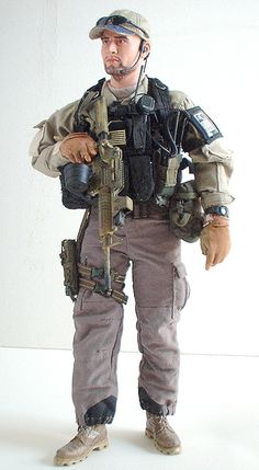 1/6 Casual PMC
