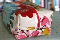 awesome box bag tutorial at one shabby chick