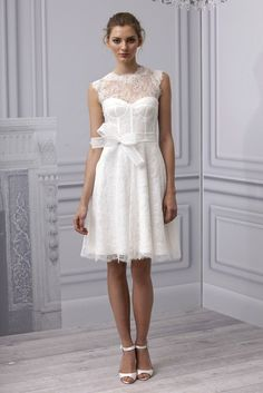 2nd wedding dress for end of night??? Loving this dress white sexy mysterious ... Perfect .. Would def love!!!