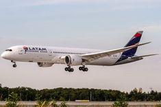 Aerolínea Latam inaugura vuelo directo entre Costa Rica y Lima
