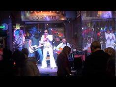 Nashville Elvis Impersonator Chuck Baril Suspicious Minds Legends Nashville, Tennessee #nashvilleelvisimpersonator