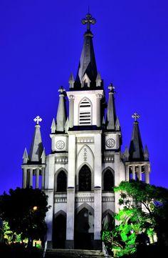 St. Michael Catholic Church in Nagasaki, Japan