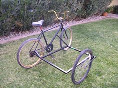 bicycle with sidecar - Google Search