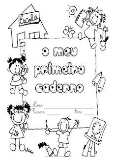 Cantinho do Primeiro Ciclo: Para o primeiro caderninho dos alunos de 1º ano Activities For 2 Year Olds, Class Activities, Teacher Pay Teachers, Teacher Newsletter, Art Music, Preschool, Clip Art, Teaching, How To Plan