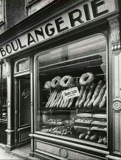 Boulangerie, 1935
