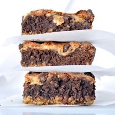 Chocolate Pretzel Caramel Brownies!  Can't wait to make these!