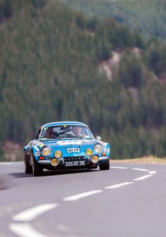 Renault Alpine A110 #renault