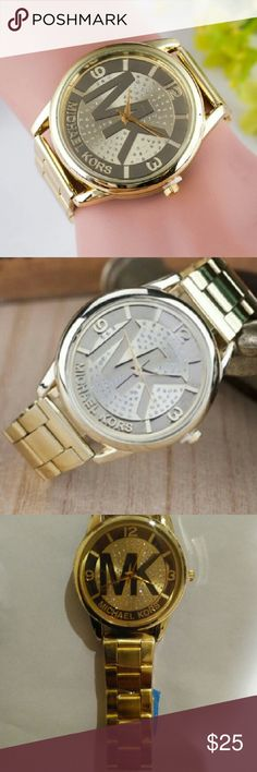 Watches Michael kors Men's / women's **Great Christmas Gift** You will receive 100%, you see in the picture t's Chinese brand  All items are brand new, never used 100% of the area Michael Kors Accessories