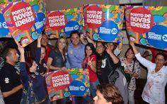 Ontem comemoramos a formação de 1400 Pontos das Novas Ideias com todos as famílias voluntárias que abriram suas casas para a nossa campanha. Como resultado, lançamos um livro com as propostas e sugestões recolhidas em reuniões de amigos e vizinhos realizadas em nos Pontos das Novas Ideias. Aproveitamos a noite também para organizar nossa militância para o trabalho no dia da eleição. Estamos muito felizes e desejamos um dia 20 para vocês! #equipenovasideias