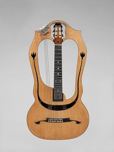 Luigi Mozzani | Harp Guitar | Italian | The Met