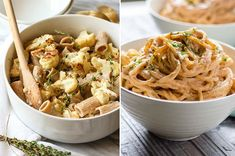 10 Insanely Creamy Pastas You Won't Believe Are Vegan