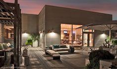 just incase I'm a city dweller! Dream Home Design, My Dream Home, House Design, Outdoor Fun, Outdoor Spaces, Outdoor Decor, Terrace Design, Outside Living, Rooftop Terrace