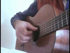 Nights In White Satin - for solo acoustic guitar