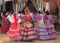 Spain | Andalucia | Traditional clothing | Flickr - Photo Sharing!