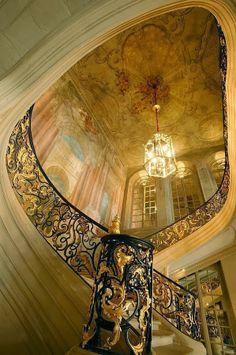 Hotel De Ville, Paris France