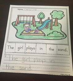 30 mixed up sentence printables. Great way for students to practice sentence construction, teach sight words and introduce parts of speech.