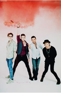 """While we might not have the most fans in the world, there's no doubt that we have the best. And we know that as long as we're true to our fans, and true to ourselves, the McFly story is in no danger of coming to the end."" #Dougie Poynter"