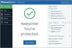 Here is what you searched - Malwarebytes Anti-Malware Premium Crack. The 2017 version of Malwarebytes Anti-Malware Premium Crack finally working. Security Tools, Security Solutions, Windows Defender, Pc Repair, Windows System, Antivirus Software, How To Remove, How To Get, Computer Repair
