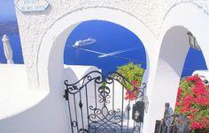 [Santorini, Greece] #travel