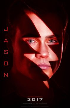 Jason (Dacre Montgomery) is the #RedRanger. #PowerRangersMovie
