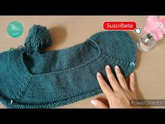 Knitting Videos, Fingerless Gloves, Arm Warmers, Knit Crochet, Diy And Crafts, Tops, Jeans, Fashion, Knit Stitches