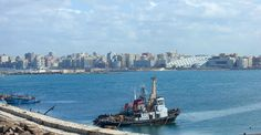 File:Alexandria harbour (February 2007).jpg