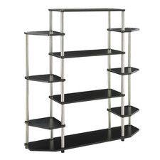 """Designs 2 Go Wall Unit 51.13"""" Bookcase"""