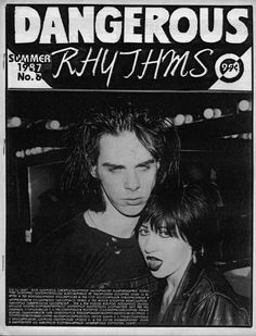 Photo of Nick Cave & Lydia Lunch for fans of Nick Cave 32178300 Nick Cave, Lunch Photos, Berlin, Red Right Hand, Ladies Lunch, Louise Brooks, The Bad Seed, Aesthetic People, People Of Interest