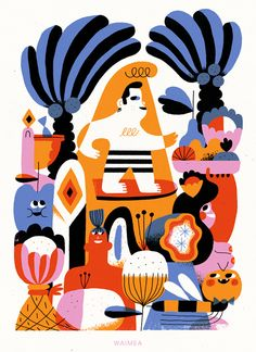 magazine illustration - Buscar con Google