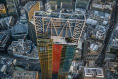 The best aerial photographs of London as spectacular skyline changes in 2014 London Landmarks, London Tours, London Photos, Travel News, Capital City, Aerial View, Touring, Cool Pictures, Skyline