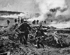 shock troops - probably at Verdun 1916