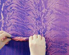 Creative painting techniques for those painting lovers! Painting Textured Walls, Texture Painting, Paint Texture, Sponge Painting Walls, Wall Texture Patterns, Painting Hardware, Pintura Exterior, Pallet Painting, Feather Painting